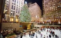 Rockefeller Center Tree Lighting Ceremony