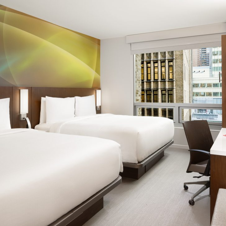 Luma Hotel Times Square - Skyline Rooms
