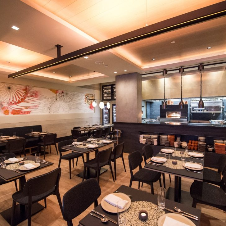 Ortzi Restaurant by Jose Garces NYC